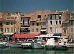 Port de Cassis, Bouches du Rhône, Provence, France, Méditerranée, Europe