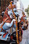 The Shee Neelchara Seva Sangha Temple, Hauz Khas, Delhi, India, Asia