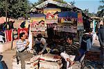 Delli Haat, Safdarjung, Delhi, Indien, Asien