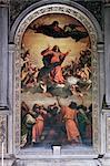 The Assumption by Titian, S. Maria dei Frari, Venice, Veneto, Italy, Europe