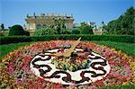 Floral clock, Vienna, Austria, Europe