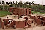 Jai Singh's Observatory (Jantar Mantar), Delhi, India, Asia