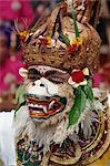 Ramayana dancer, Ubud, Bali, Indonesia, Southeast Asia, Asia