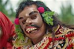Clown, Denpasar, Bali, Indonesia, Southeast Asia, Asia