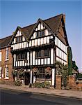 Nash's House, New Place, Stratford-upon-Avon, Warwickshire, England, United Kingdom, Europe