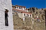 Monastère de Ganden, Tibet, Chine, Asie