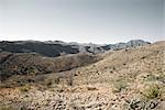 Montagnes Chinati, West Texas, Texas, États-Unis