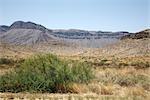 Landscape, Highway 67, West Texas, Texas, USA