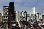 Skyline, Midtown Manhattan, New York, New York, USA