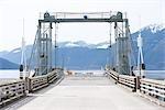 Ferry Dock, Porteau Cove, Squamish, British Columbia, Canada