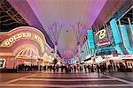 Fremont Street Experience, Las Vegas, Nevada, USA