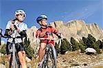 Biker, Trentino Alto Adige Italie