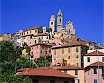 San Bartolomeo del Mare, Italian Riviera, Liguria, Italy
