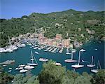Portofino, Riviera di Levante, Italian Riviera, Liguria, Italy, Europe