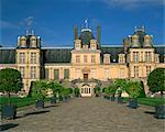 Château de Fontainebleau, patrimoine mondial UNESCO, Seine et Marne, Ile de France, France, Europe