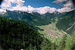 Mayrhofen, Tirol (Tyrol), Austria, Europe