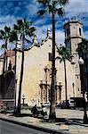 Cathédrale, Benicarlo, Valence, Espagne, Europe