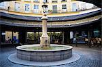 Plaza Redonda, 1836, Valencia, Spain, Europe