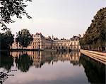 Palais de Fontainebleau, patrimoine mondial de l'UNESCO, Ile de France, France, Europe
