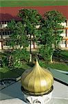 Mosquée de centre ville, ville de Limbang, Sarawak, Malaisie, Asie du sud-est, Asie
