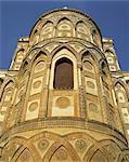 Cathédrale de Monreale, Sicile, Italie, Europe