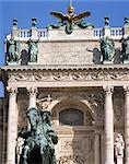 Hofburg, UNESCO World Heritage Site, Vienna, Austria, Europe