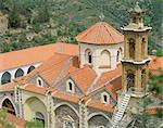 Machairas monastery, Chypre, Méditerranée, Europe