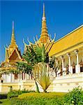 Throne Hall, Royal Palace, Phnom Penh, Cambodia