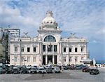 Palais de Rio Branco, Salvador, Bahia, au Brésil, en Amérique du Sud