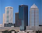 Skyline, Tampa, Gulf Coast, Florida, United States of America, North America