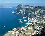 Marina Grande, island of Capri, Campania, Italy, Mediterranean, Europe