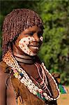 Mago National Park, Ethiopia, Africa