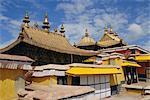 Le palais du Potala, Lhassa, Tibet, Chine, Asie