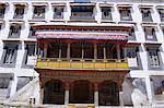 Drepung monastère, Lhassa, Tibet, Chine, Asie