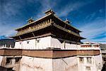 Samye monastère, Tibet, Chine, Asie