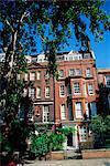 House on Cheyne Walk, Chelsea, London, England, United Kingdom, Europe