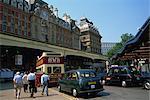 Bahnhof Victoria, London, England, Vereinigtes Königreich, Europa