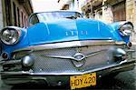 Buick, vieille voiture américaine, la Havane, Cuba, Antilles, Amérique centrale