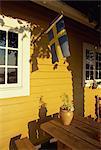 Architecture locale, Kalmar, Suède, Scandinavie, Europe