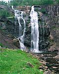 Skjervetfossen, Norway, Scandinavia, Europe