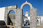 Terrasse du Palais d'Orient, Tunis, Tunisie, l'Afrique du Nord, Afrique