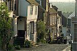 Rye, Sussex, Angleterre, Royaume-Uni, Europe