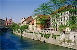 Ljubljana (Ljubljana), Slovénie, Europe