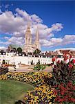 Chartres, cathédrale, Eure-et-Loir, Centre, France, Europe