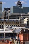 City Skyline, London, England, Vereinigtes Königreich, Europa