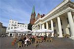 Schwerin, West Pomerania Mecklenburg, Germany, Europe