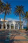 Balcon de Europa, Nerja, Costa del Sol, Andalucia (Andalusia), Spain, Europe