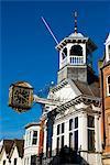 Hôtel de ville, Guildford, Surrey, Angleterre, Royaume-Uni, Europe