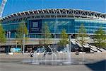 Nouveau stade de Wembley, Londres, Royaume-Uni, Europe