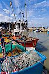 Whitstable port, Kent, England, United Kingdom, Europe